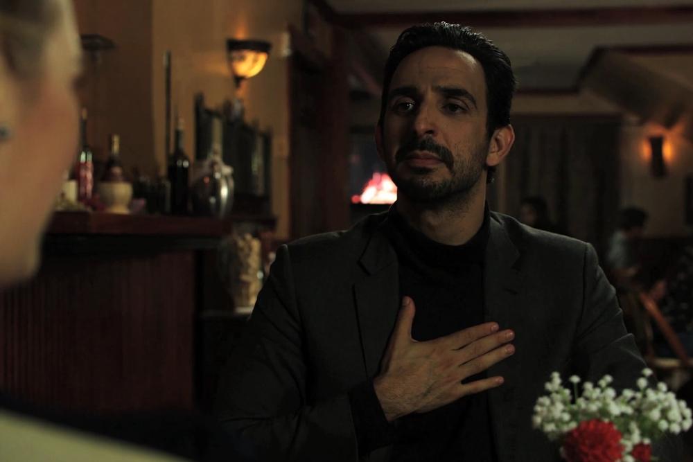 Best Actor - Amir Arison